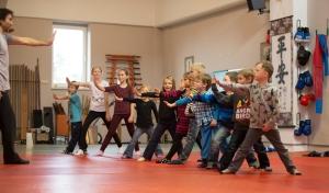 Keine Angst vor großen Menschen - Gewaltprävention für Kinder